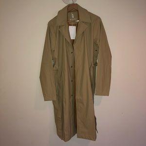 RAINS waterproof trench-coat